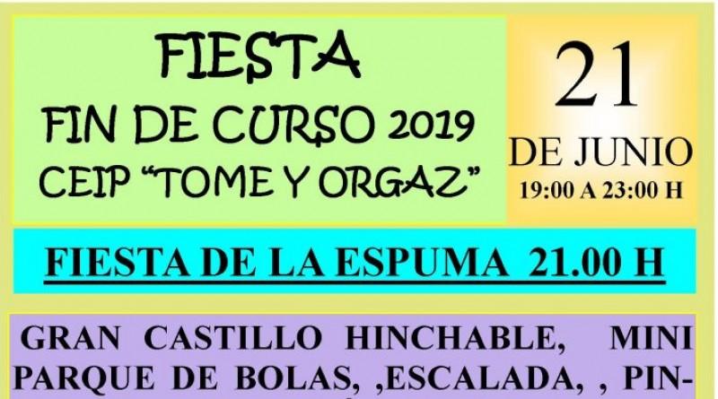 FIESTA DEL AMPA 2019