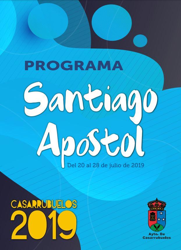 Fiestas Santiago Apostol 2019 Casarrubuelos