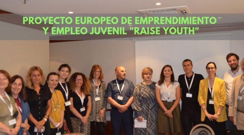 Proyecto emprendimiento y empleo juvenil Raise Youth