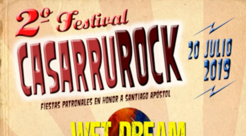 II Festival rock Casarrurock - Casarrubuelos 2019 final re