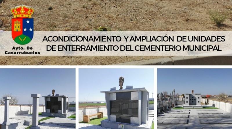 Acondicionamiento y reforma cementerio municipal