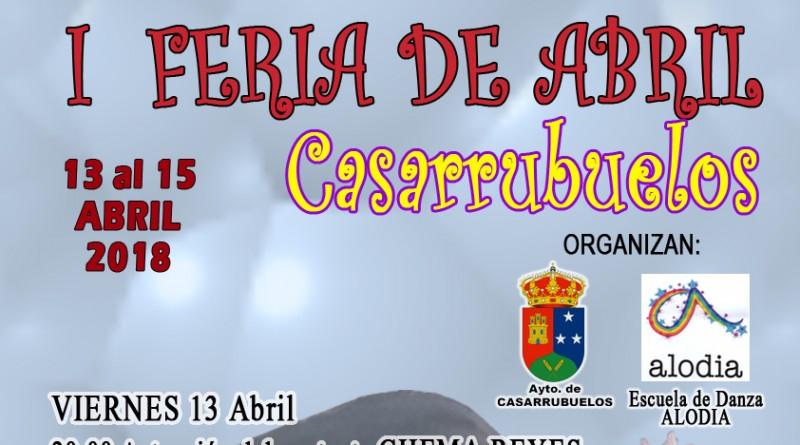 Feria Abril Casarrubuelos