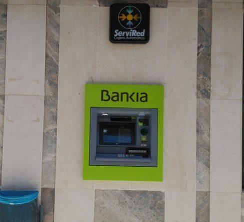 Cajero de Bankia en Casarrubuelos
