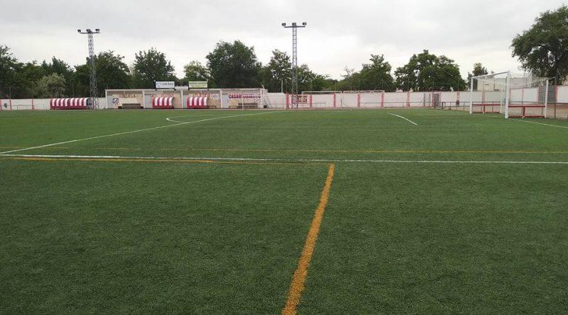 Campo futbol casarrubuelos competicion agility dog