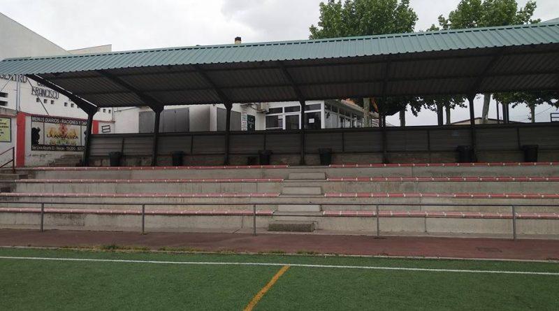 Campo futbol casarrubuelos competicion canina agility dog