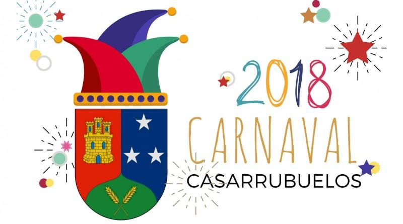 Cartel Carnaval Casarrubuelos 2018