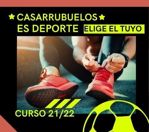 Casarrubuelos es deporte 2021-22