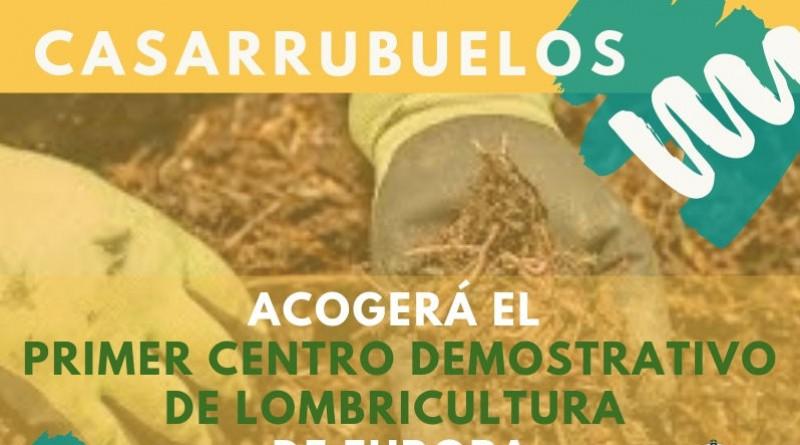 Centro demostrativo lombricultura en Casarrubuelos