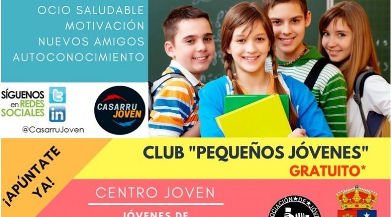 Club Pequeños Jóvenes 2018 Casarrubuelos