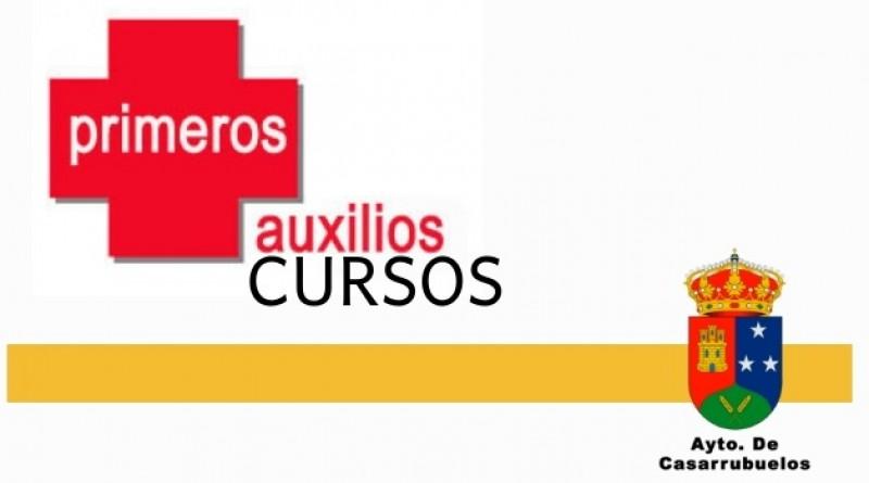 Cursos municipales primeros auxilios - Casarrubuelos