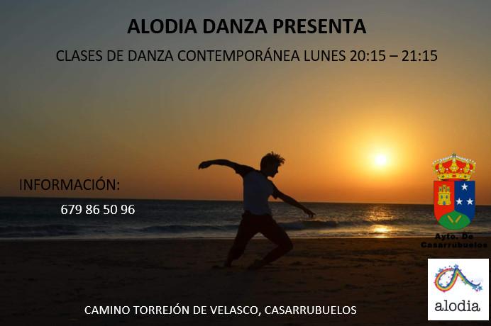 Danza contemporánea Casarrubuelos
