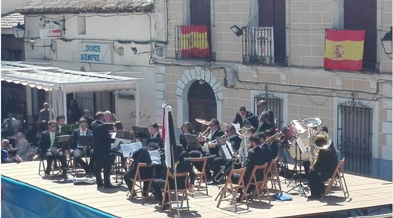 Banda musica casarrubuelos tradiciones populares