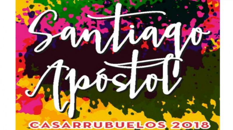 Fiestas Santiago Apostol Casarrubuelos