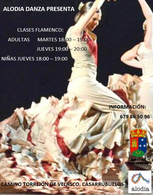 Flamenco en Casarrubuelos