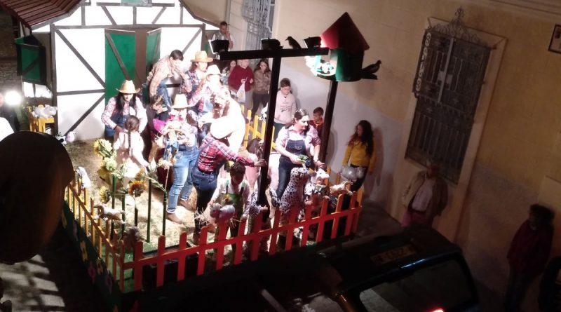 Carrozas tradicionales populares infantiles Casarrubuelos