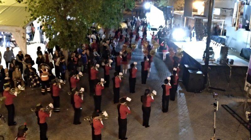 Banda musical fiestas populares Casarrubuelos