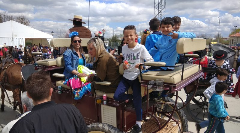 Feria de abril Casarrubuelos 2018