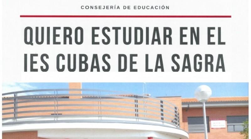 Instituto publico Secundaria Cubas Sagra