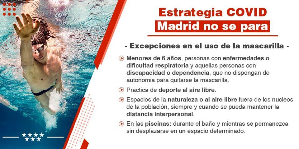 Madrid Covid-19 medidas hostelería