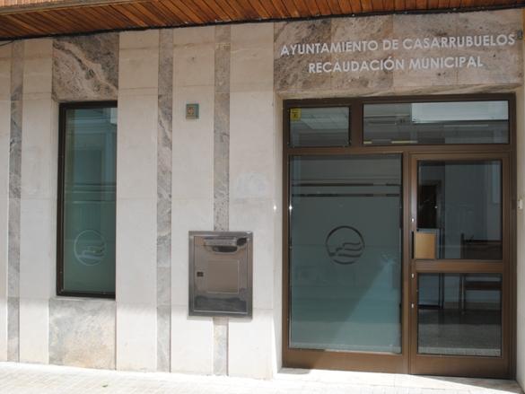 Oficina recaudación municipal