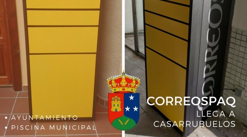 CorreosPaq en Casarrubuelos