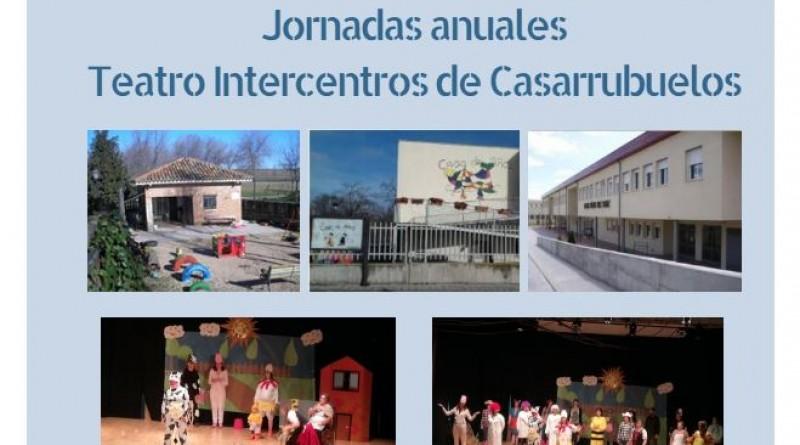 Teatro intercentros casarrubuelos 2018