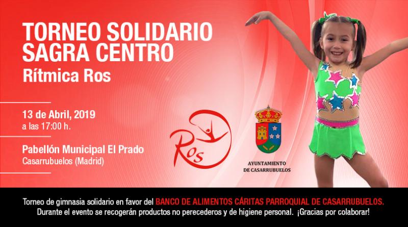 Torneo solidario gimnasia ritmica Sagra centro 13042019