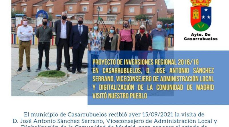 Viceconsejero Admon local en Casarrubuelosl y digitalización C Madrid a Casarrubuelos_ 150921