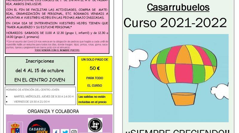 boletin informativo infancia 2021-2022