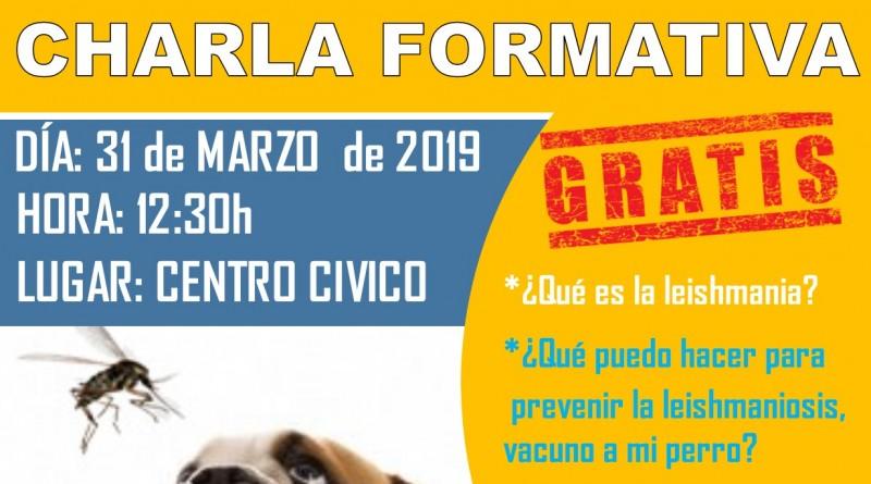 cartel leishmania marzo 2019